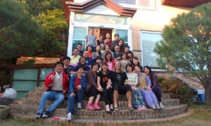 Social Meditation Leader Training in South Korea